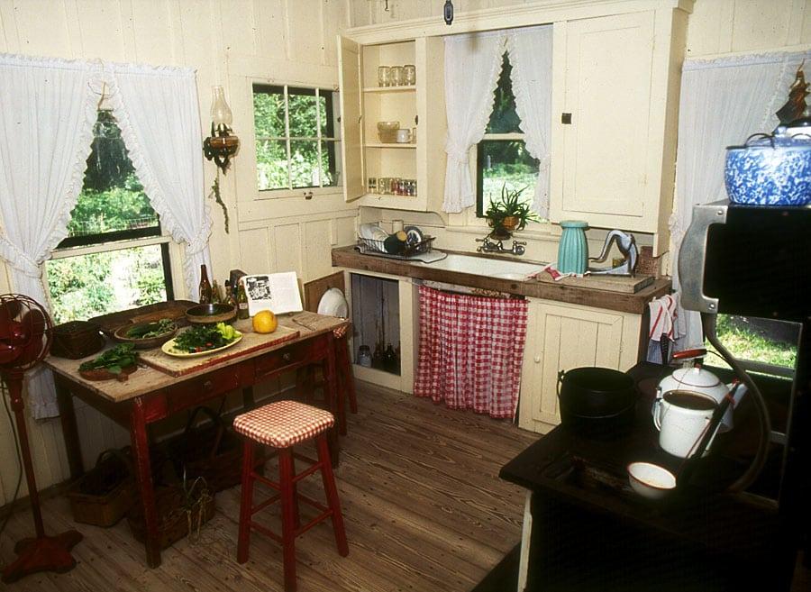 Marjorie Rawlings Kitchen