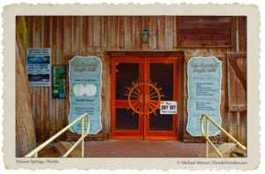 DeLeon Springs: Pancake Breakfast at the Fountain of Youth