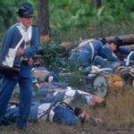 Frank Laumer at Dade's Battle