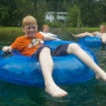 Rainbow River with Kids