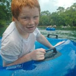 Family Fun on the Rainbow River