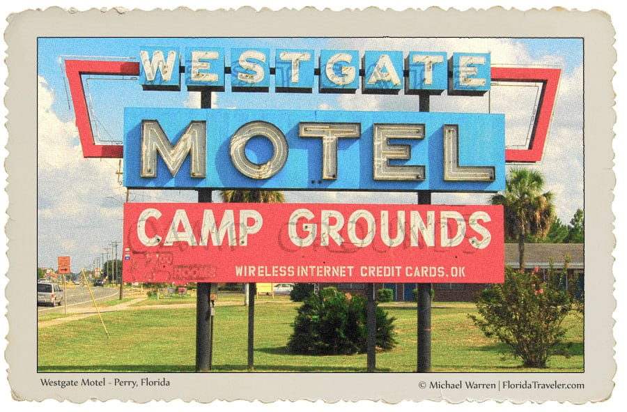Westgate Motel - Perry, Florida