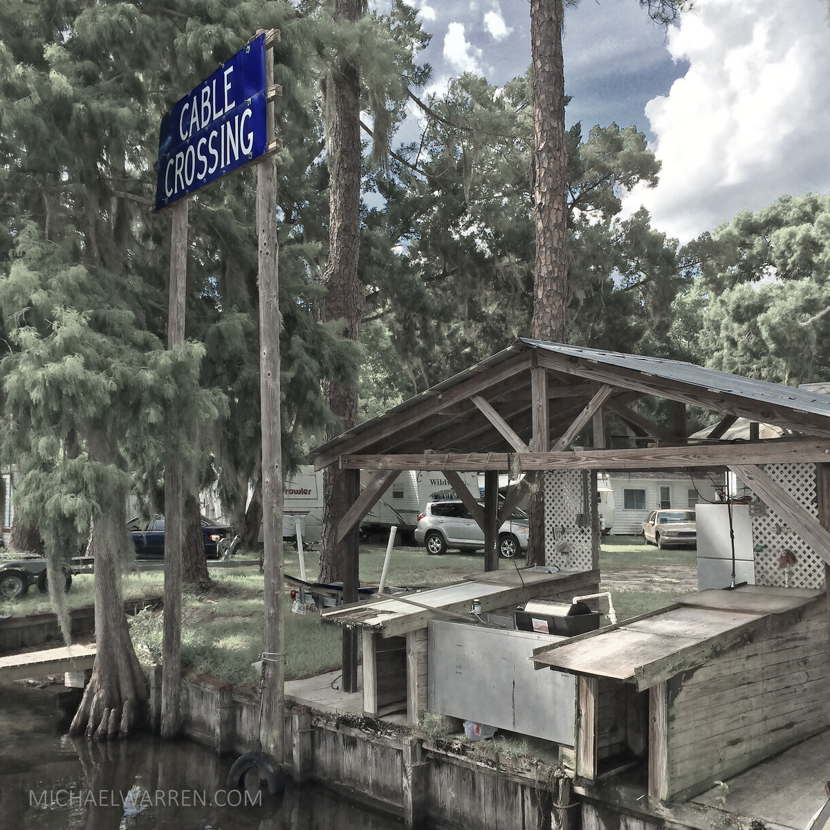 Fort Gates Fish Camp