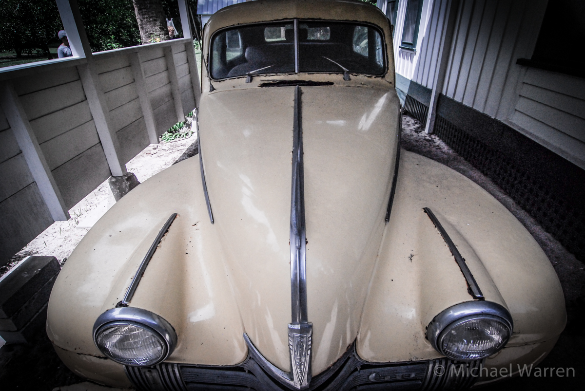 Aging Buick