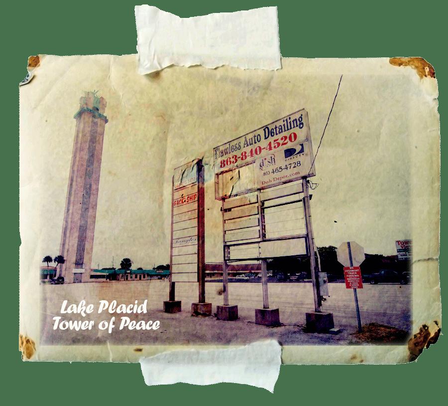 Lake Placid Florida Tower