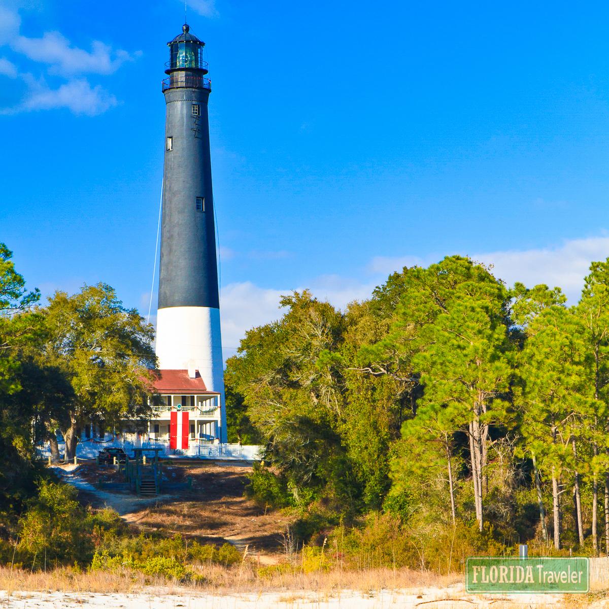Pensacola Lighthouse and Beach