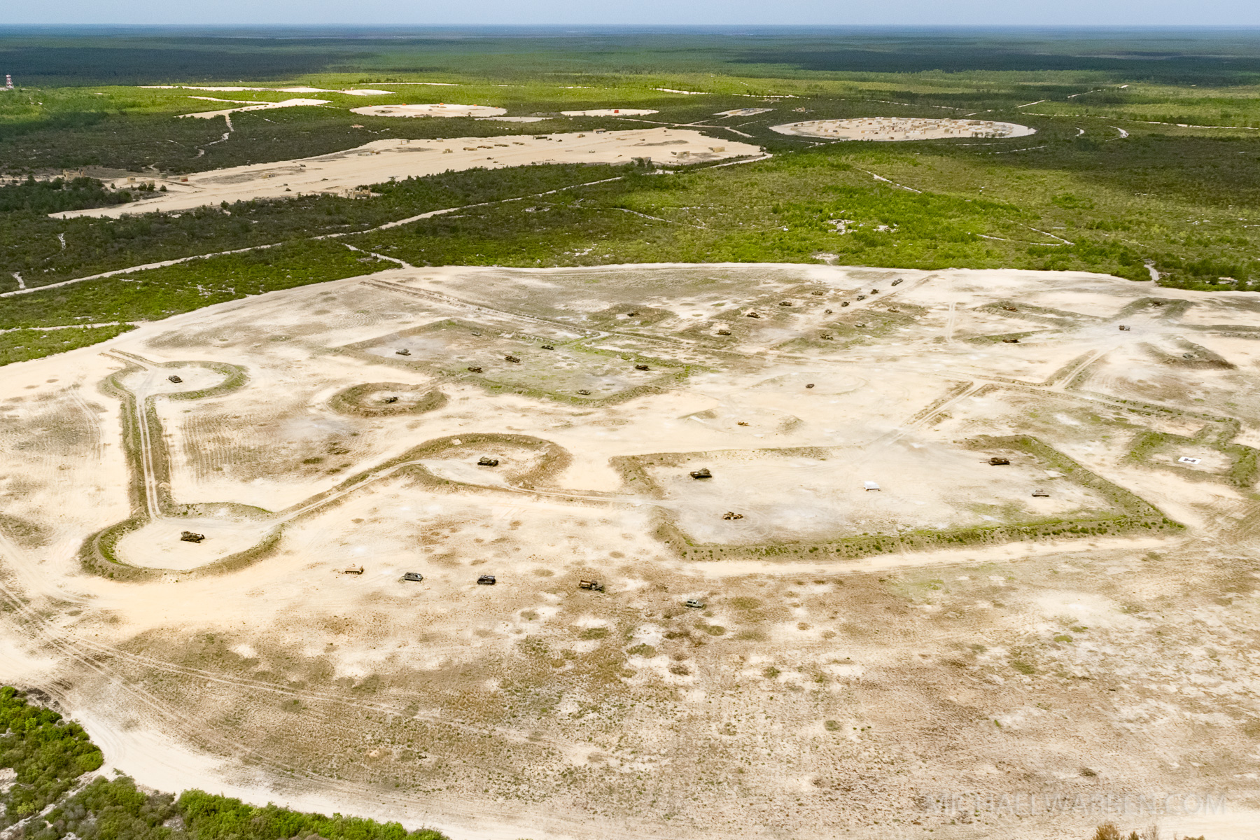 SAM Missile Site
