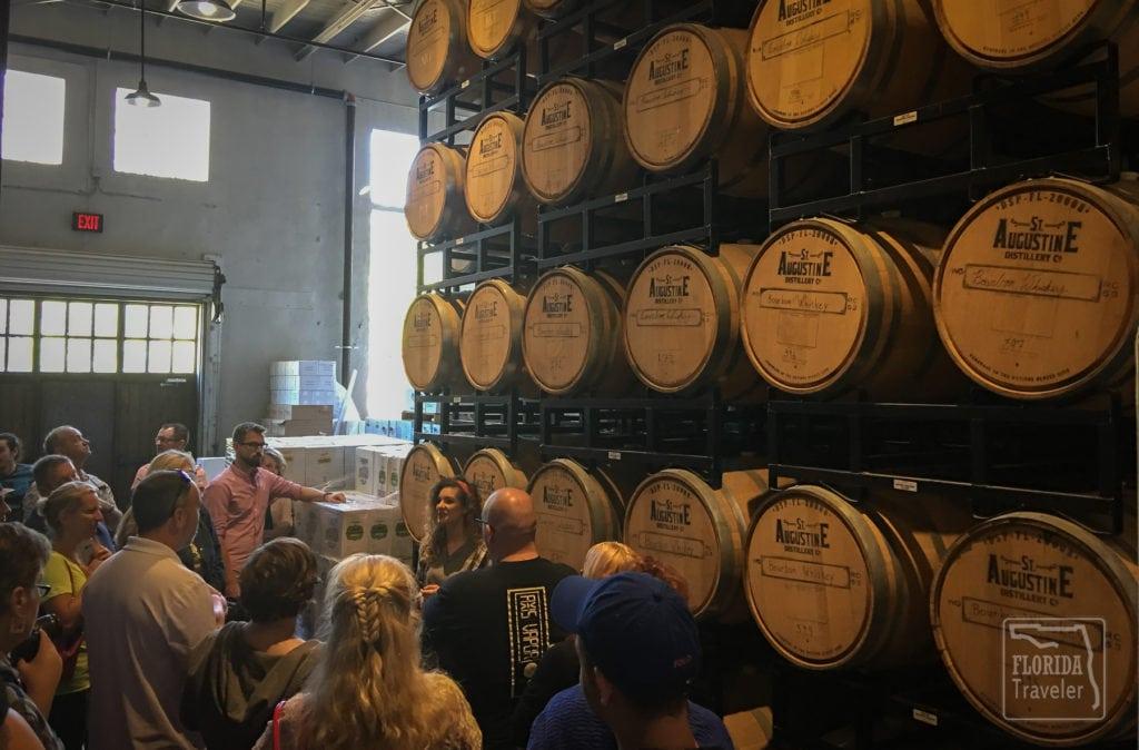 St. Augustine Distillery - Bourbon Barrels