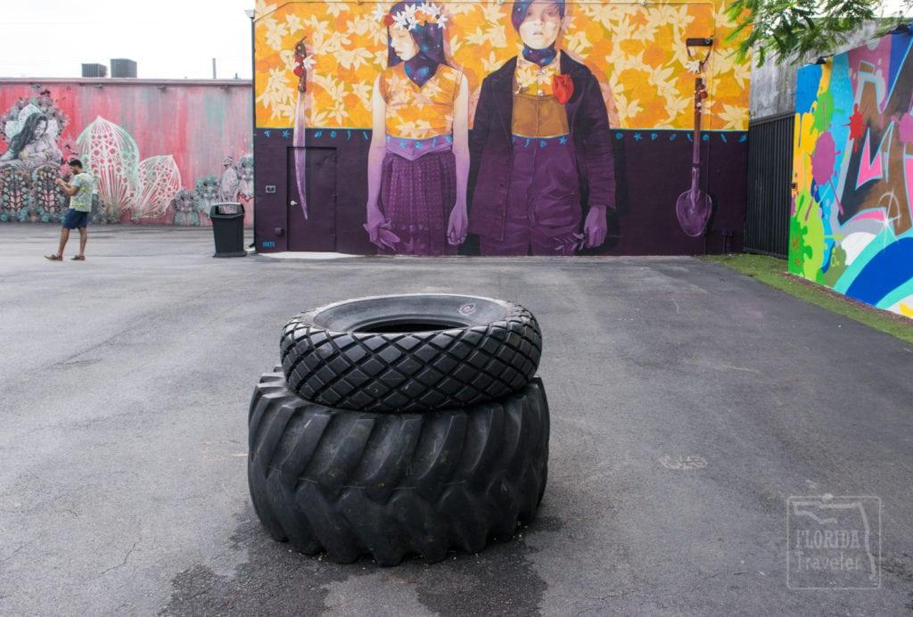 Wynwood Walls International Art