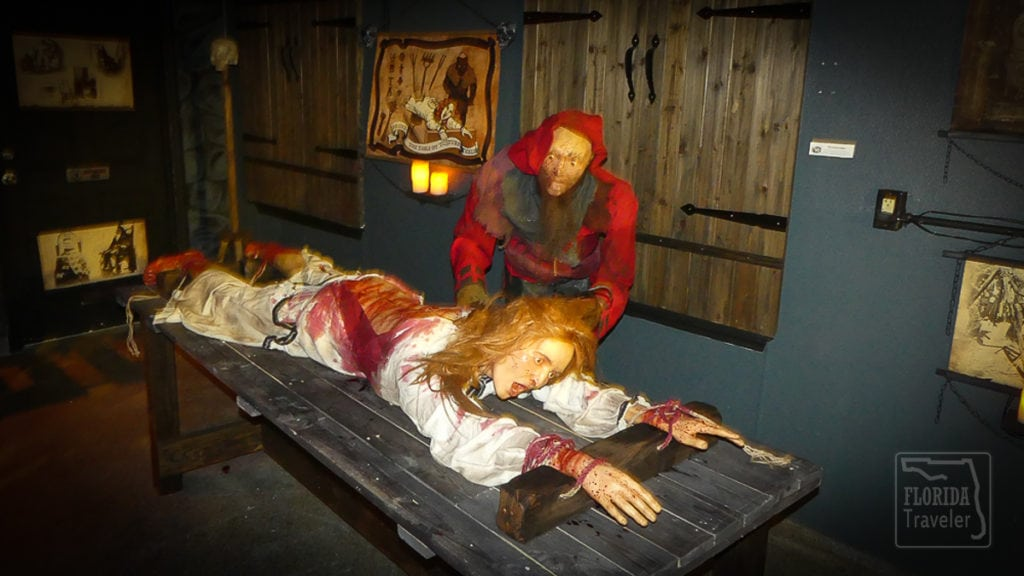 A History Of Horror At St Augustine Torture Museum