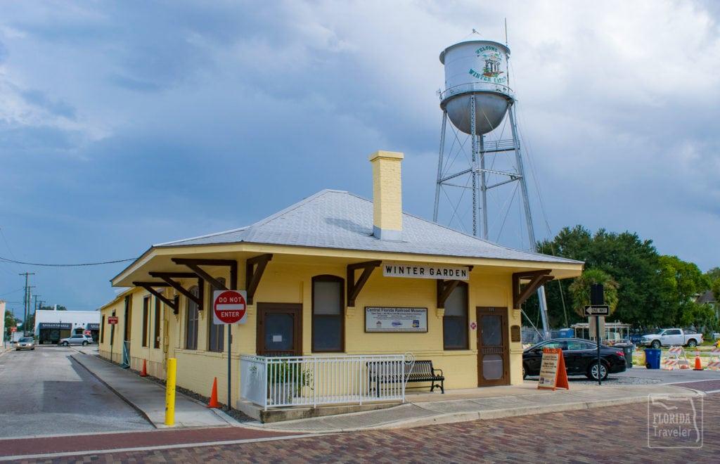 Central Florida Railroad Museum