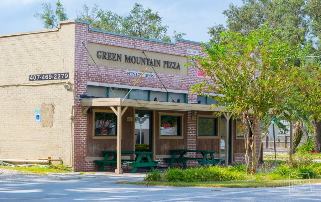 Green Mountain Pizza