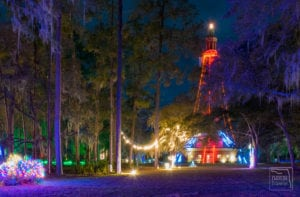 Festival of Lights at Stephen Foster State Park